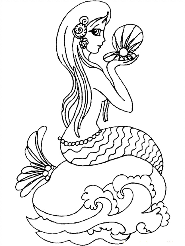 Art Coloring Pages For Adults Free