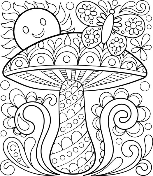 Coloring Pages For Adults Pdf Free Download Coloring Pages Free Pdf