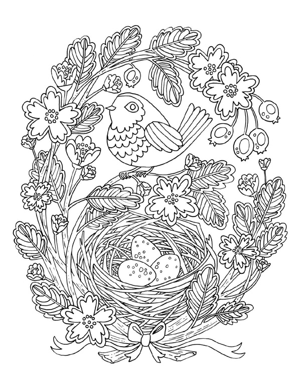 adult coloring pages download | Coloring Pages for Adults PDF Free Download