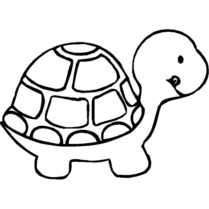 coloring pages for toddlers animals - Pictures To Color For Toddlers