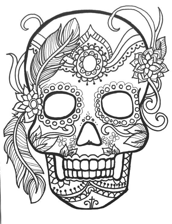 complicated coloring pages for adults to print