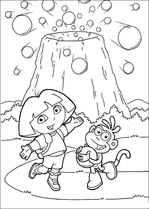 Nick Coloring Pages for Boys