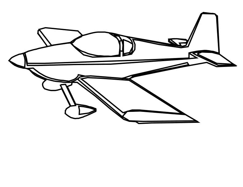 100 Ideas Airplane Coloring Pages For Toddlers On Voluntpriscom