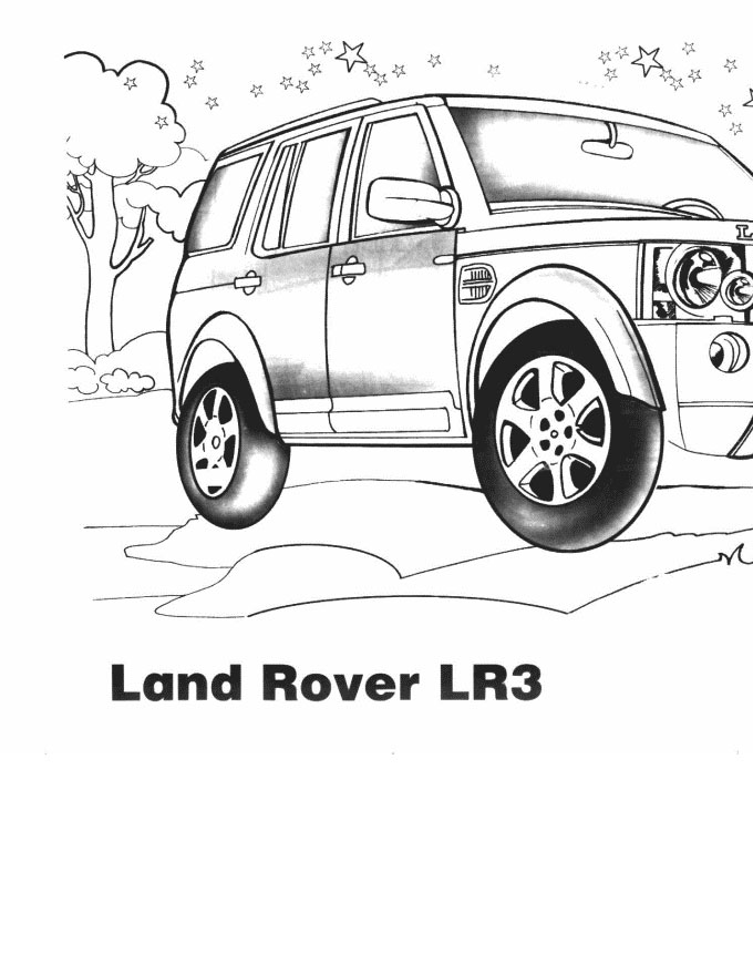 Famous Land Rover Series Coloring Pages Gallery - Example Resume ...