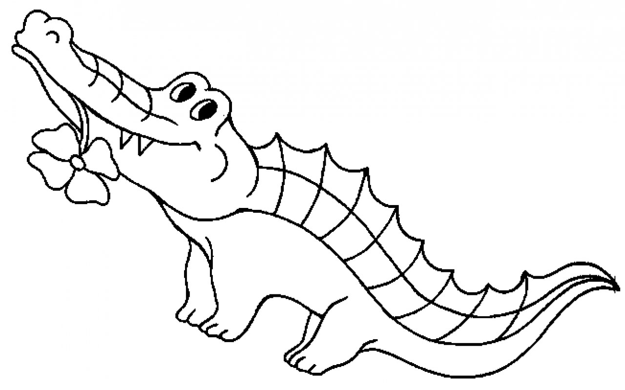 Uncategorized Crocodile Coloring Pages To Print coloring pages to print crocodile print
