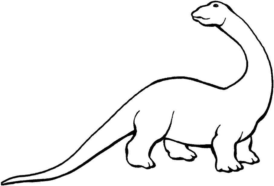 dinosaur coloring pages for preschooler