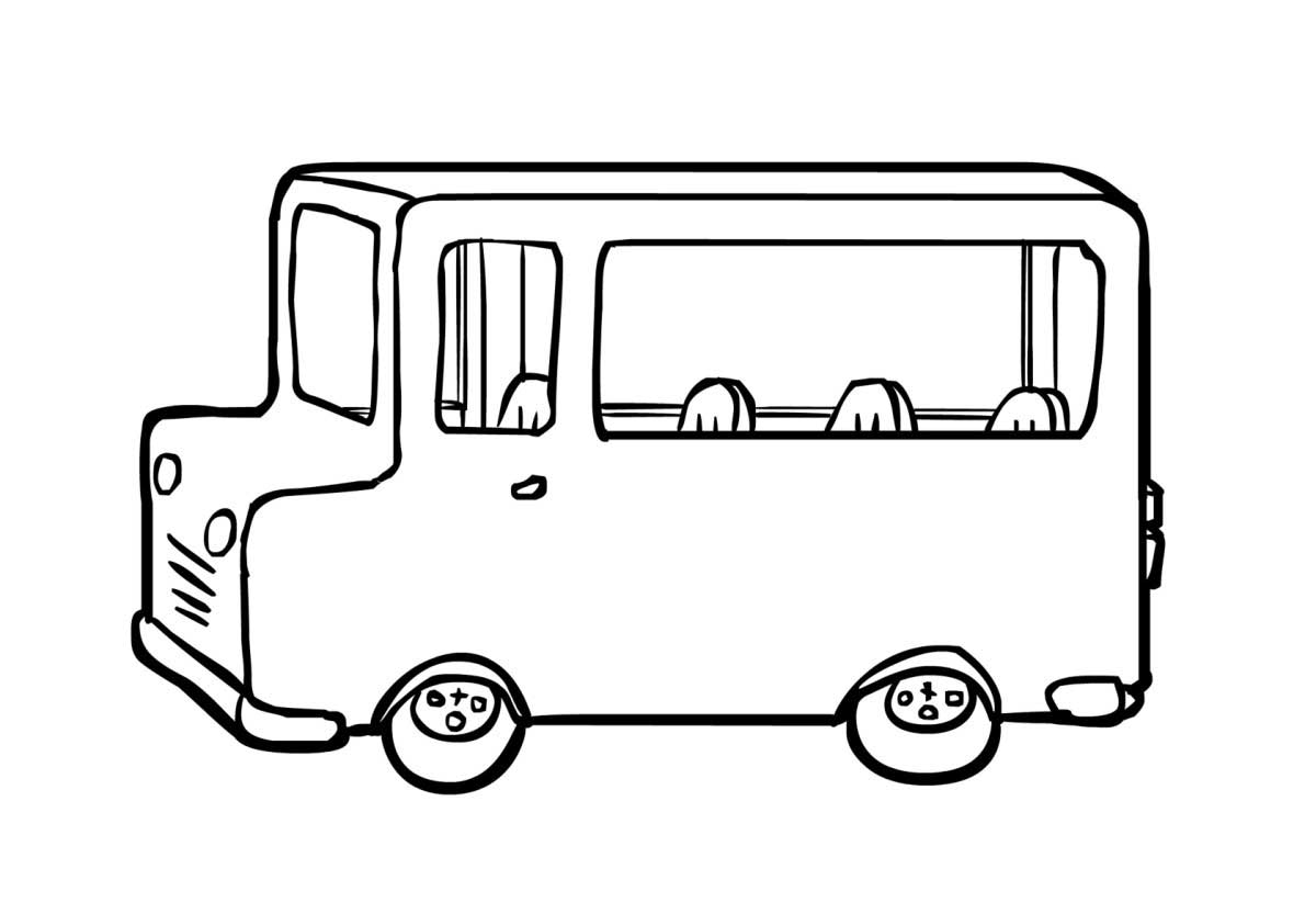 Magic school bus coloring pictures - Magic School Bus Coloring Page