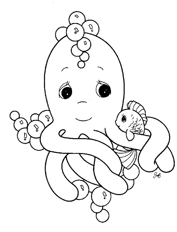 - Easy Printable Precious Moments Coloring Pages