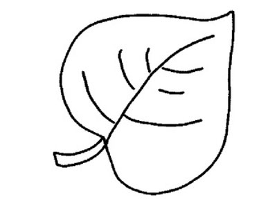 Leaves coloring pages download for Leave coloring pages