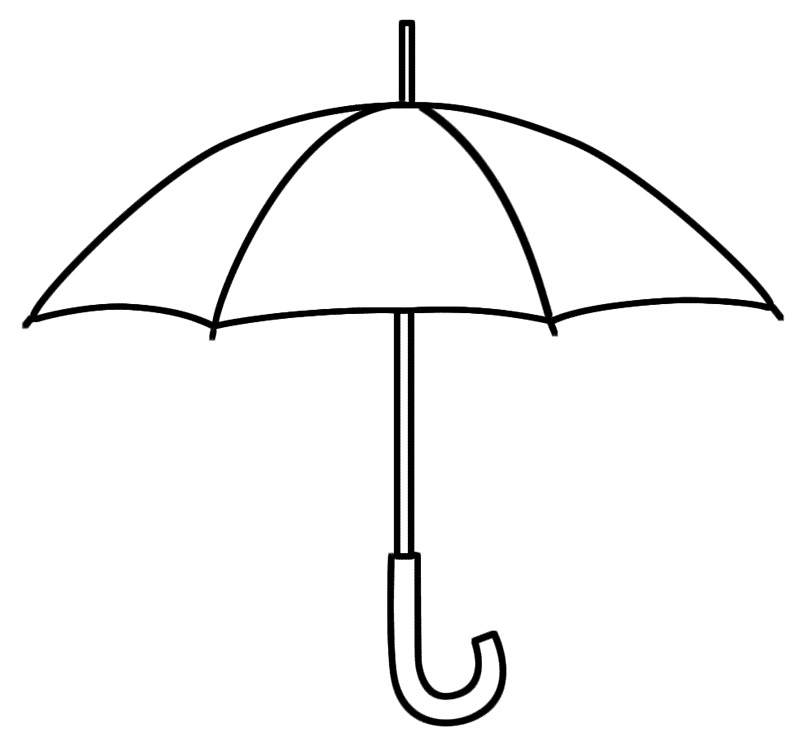beach-umbrella-coloring-pages