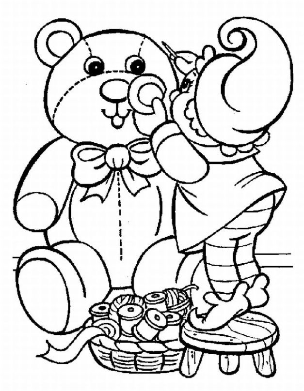 christmas-coloring-pages-for-preschooler