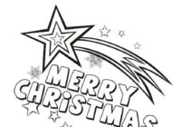 Merry Christmas Coloring Pages For Adult
