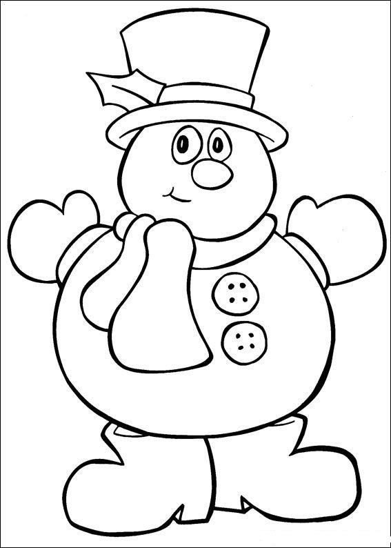 Merry Christmas Coloring Pages Printable