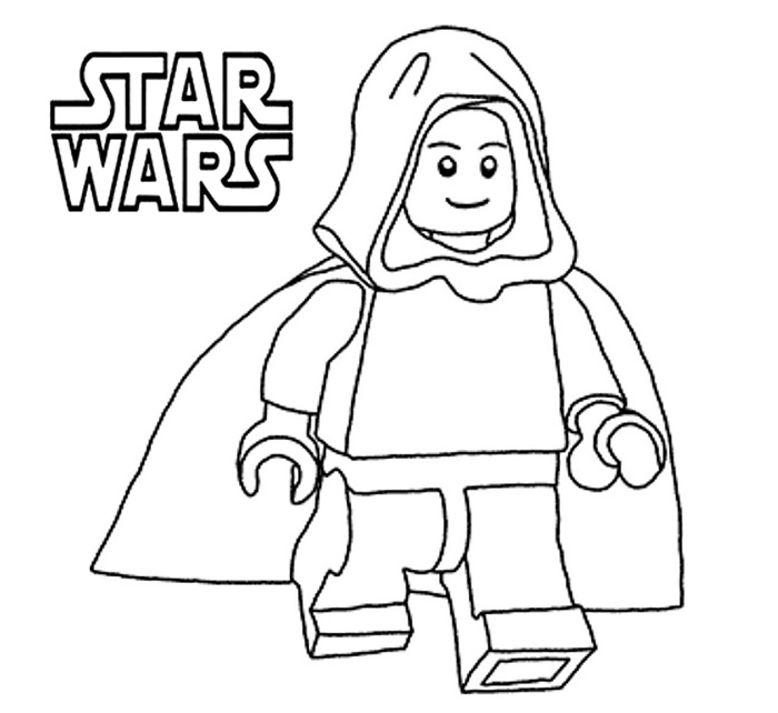 If you are in love with funny lego star war coloring pages then it is for you