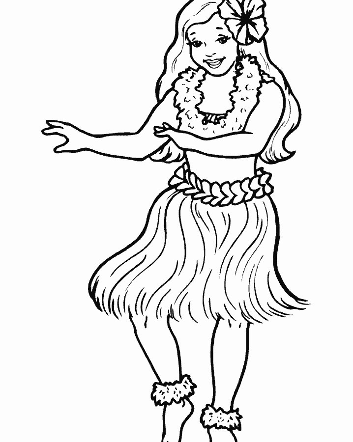 Completely Free Coloring Pages for Girls