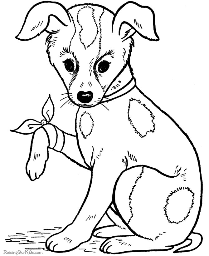 Coloring Page for Boys  Free Download