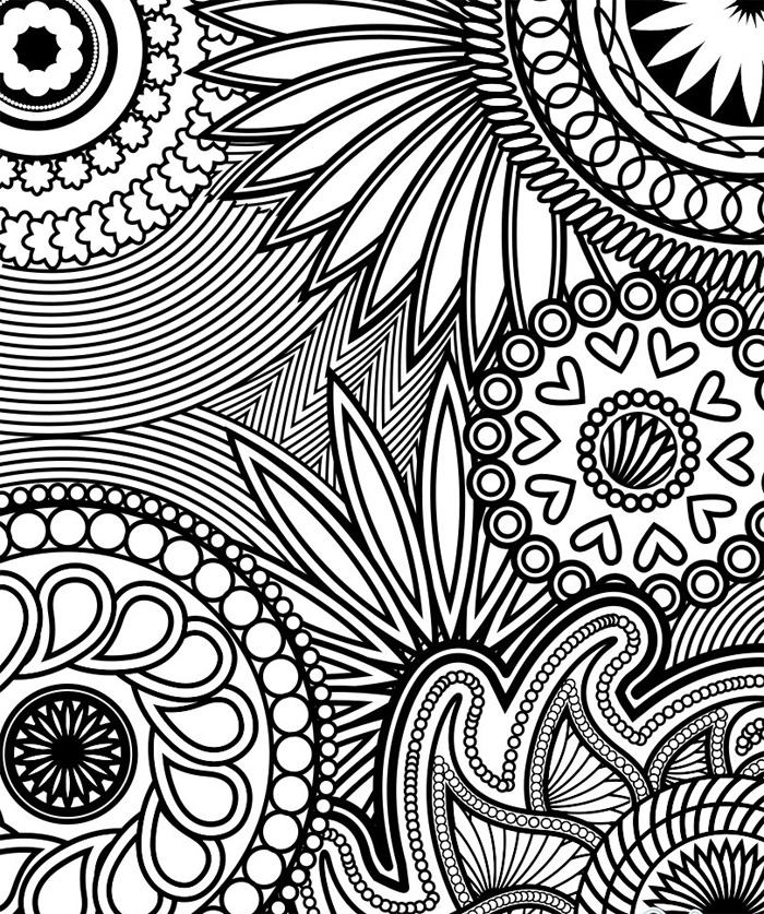 Coloring Pages For Adults To Print