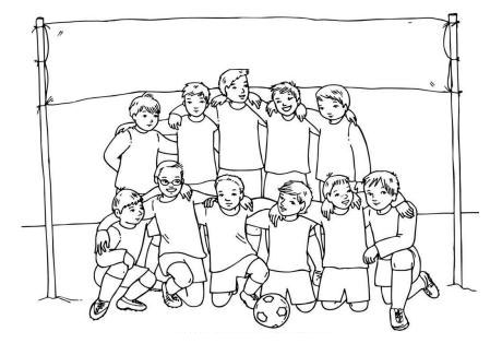 uk football coloring pages - photo#19