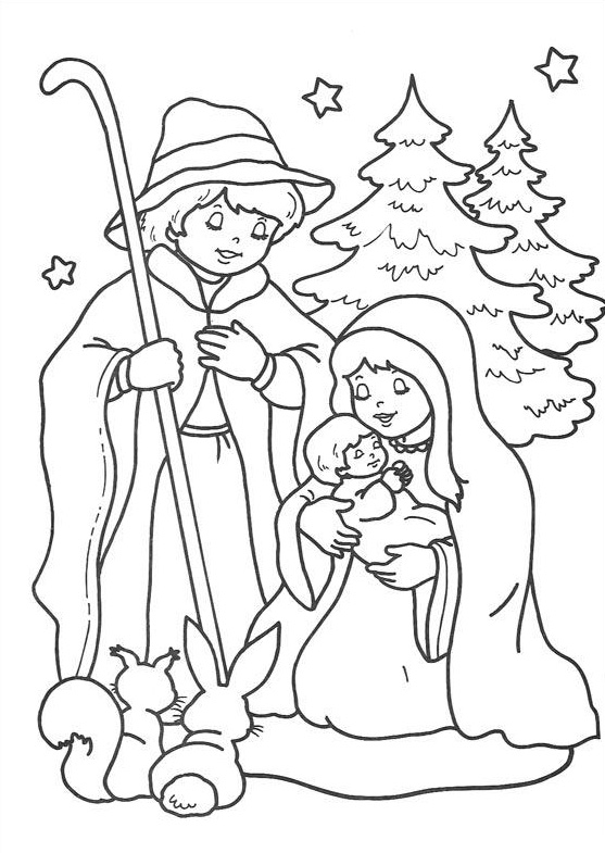 Для срисовки, рождественские картинки для детей рисунки раскраски