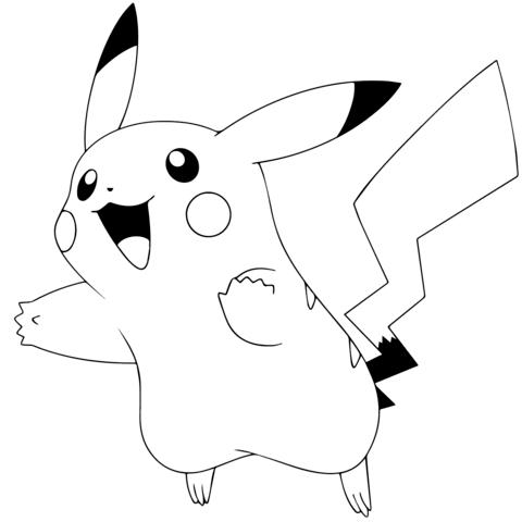 pokemon Pikachu 1