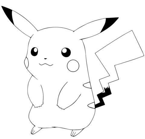 pokemon Pikachu 2