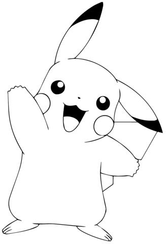 pokemon Pikachu 4