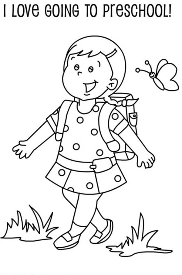 Free Sunday School Coloring Pages