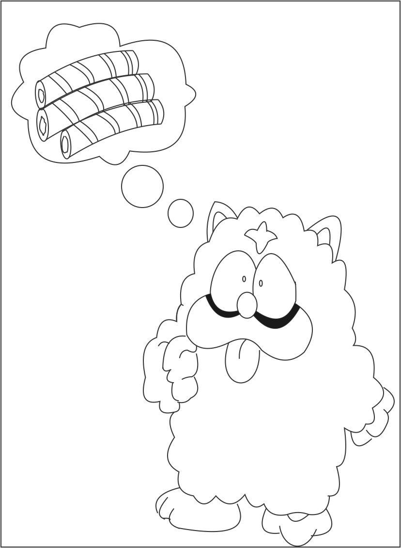 chibimaru coloring pages - photo#25