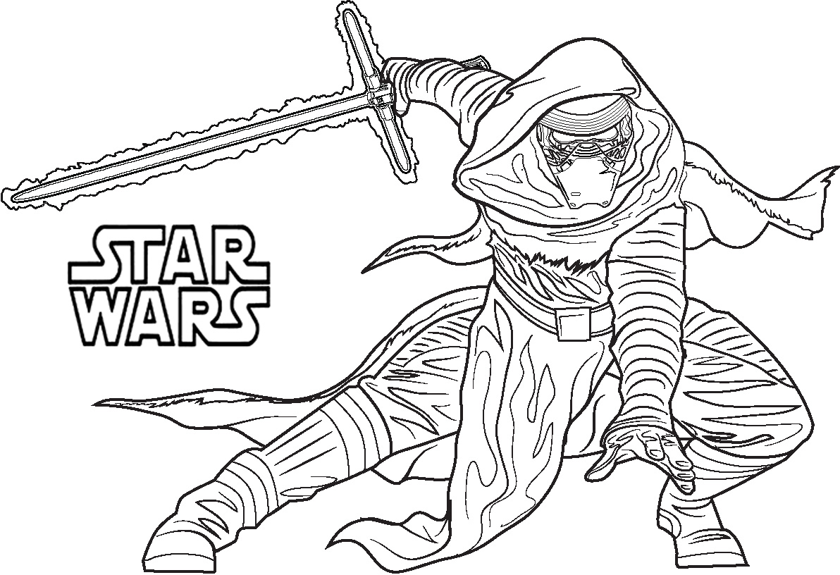 Kleurplaten Star Wars The Force Awakens Movies Free Hd Watch Online Play